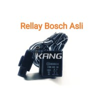 Kabel Set Riley Rellay Cable Klakson Horn Mobil Motor Bosch Original