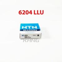 Laher Ball Bearing 6204 LLU 2RS DD NTN Motor Mobil Mesin
