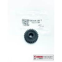Gear 25T Mesin Fotokopi Canon IR 6000/6570/5075 FS6-0117-000 Lokal