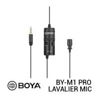 Boya BY-M1 Pro Universal Lavalier Microphone Clip-on Mic