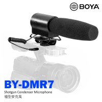 BOYA BY-DMR7 Microphone with Integrated micro SDHC Recorder for Camera