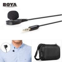 BOYA BY-HLM1 Hidden Wearable Omni-Directional Lapel Pin Microphone Ori