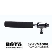 BOYA BY-PVM1000L Professional Shotgun Microphone for DSLR Canon Nikon