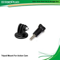 Tripod Mount Adapter Plus Scrub For Action Cam Gopro, Brica, Xiaomi