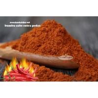 BUMBU TABUR CABE BUBUK SUPER PEDAS KEMASAN 1 KH FOOD GRADE