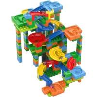 Lego Marble Run TrackMaze 328pcs Balap Kelereng