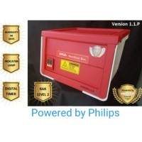 UV Sterilizer Box UV-C BOX STERILIZER BOX UV BOX - Versi 1 - ORI