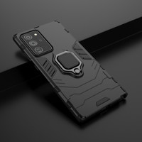 Casing Armor Ring Magnetic Case Samsung Galaxy Note 20 Ultra