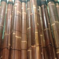 tirai krey / kerei,kere bambu wulung 200cm x200cm