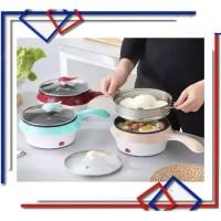 Panci Listrik Serbaguna / Fry Pan / Steam Pot / Panci Portable