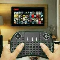 Keyboard Air Mouse i8 Mini Keypad Wireless Touchpad
