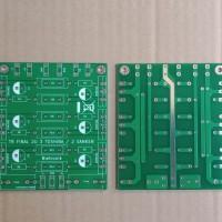 PCB TR FINAL 3 TOSHIBA 2 SANKEN 2U Dauble Layer
