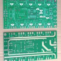 PCB TR FINAL 5 TOSHIBA 3 SANKEN + Protektor 2U Dauble Layer
