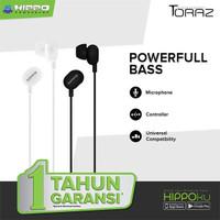 Headset Hippo Toraz Handsfree Earphone super bass original