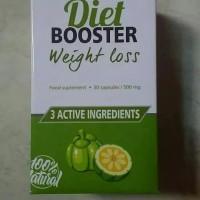 Diet Booster weight loss asli obat herbal pelangsing terlaris