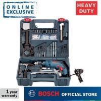 Bosch Bor Listrik Impact dengan Perkakas 13MM 650Watt GSB 13 RE