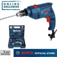 Bosch Bor Tembok Listrik dengan Perkakas Tangan 10mm 500W GSB 500 RE
