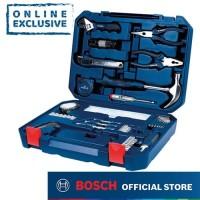 Bosch Home DIY Tools Set / Alat Multi Fungsi Set 108pcs