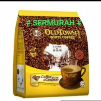 OLD TOWN WHITE COFFEE CREAMER 2 IN 1