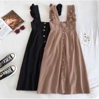 Deccy overall baju wanita fashion wanita kekinian