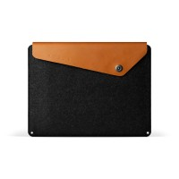 Laptop Sleeve for Macbook Pro & Air 16 Inch Tan Laptop Case Leather