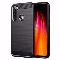 Case Ipaky Premium Carbon For Realme 5