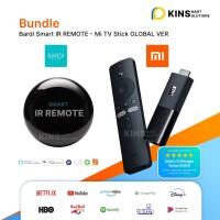 Xiaomi Mi TV Stick Android Smart TV - Bardi Smart Universal IR REMOTE