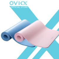 OVICX / XQIAO Matras Yoga Mat Yoga Anti Slip 10mm - pink