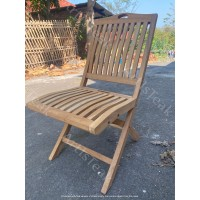 Kursi Lipat Taman Kayu Jati / Kursi Ketek (Furniture)