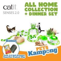 Catit Sense 2.0 All Home Collection Set + Dinner Set