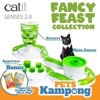 Catit Sense 2.0 Fancy Feast Collection Set