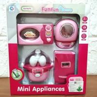 Mainan Anak Peralatan Masak Dapur Kitchen Set House Hold