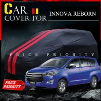 Ready Stock Body Cover / Sarung Mobil Warna Premium All New Innova