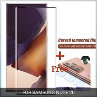 tempered glass Samsung note 20 free glass lens kamera screen protector