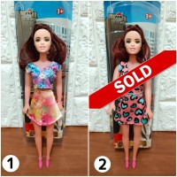Mainan Anak Boneka Barbie Fashion Murah