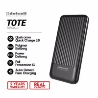 Power Bank Delcell Tote 10500mAh
