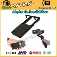 Adapter Stabilzer GO PRO HERO - Adapter Switch Mount Action Cam