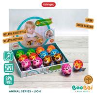 IQ Angel Lion Toys / Mainan Motorik Anak / Mainan Bayi Karakter Singa