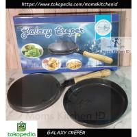 Wajan Terbalik Kwalik Galaxy Creper kewalik crepes maker MKID