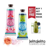 Ariul Tell Me Your Wish Hand Essence Romatic / Happy / Hand Cream