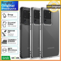 Case Samsung Galaxy S20 Ultra / S20 Plus / S20 - Ringke Fusion Casing