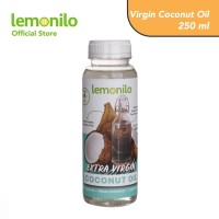 Lemonilo 100% Organic Extra Virgin Coconut Oil (VCO) 250 ml
