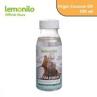 Lemonilo 100% Organic Extra Virgin Coconut Oil (VCO) 100 ml