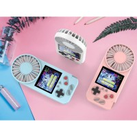 GAME CONSOLE HANDHELD FAN 500IN1 + KIPAS ANGIN