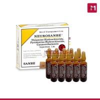 Neurosanbe Injeksi Vitamin B Injeksi