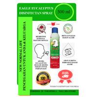 Desinfektan cap Lang eagle eucalyptus spray 500 ml