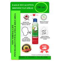 Desinfektan cap Lang Eagle Eucalyptus spray 280 ml