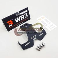 Tail Tidy Breket Dudukan Plat Nomer Belakang WR3 Ninja 250 ZX25R