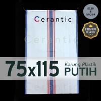 Karung Plastik 75x115 cm Setara Gabah 100 kg ( 75 cm x 115 cm )