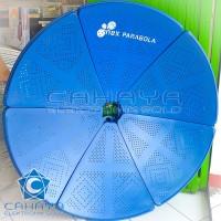 Dish Solid 4 feet 120cm Nex Parabola Galvanis Anti Karat Bolong C KU